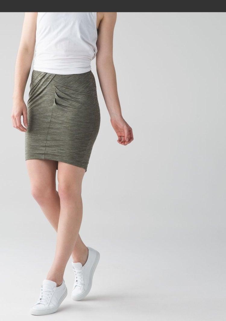 Lululemon Yoga Haven Skirt