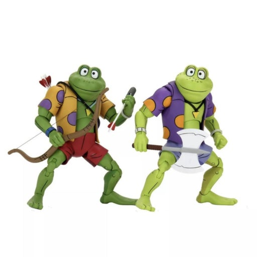 Teenage Mutant Ninja Turtles Genghis & R