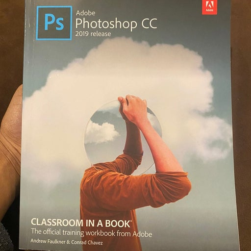 Adobe photoshop classroom in a book 2019