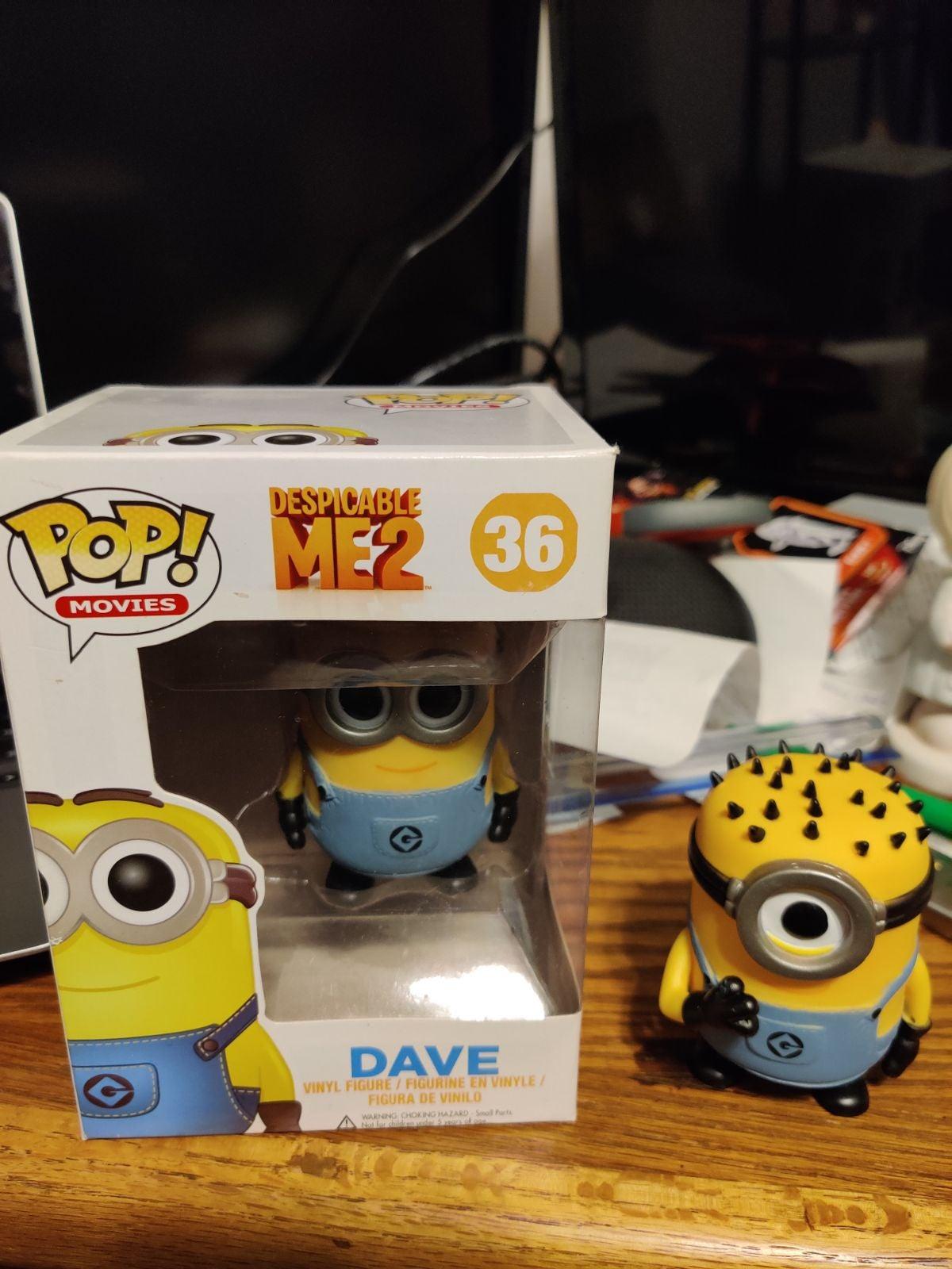 Funko Pop Dave & Carl