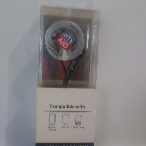 In-Ear Earbuds Headphones CHP4823 Black