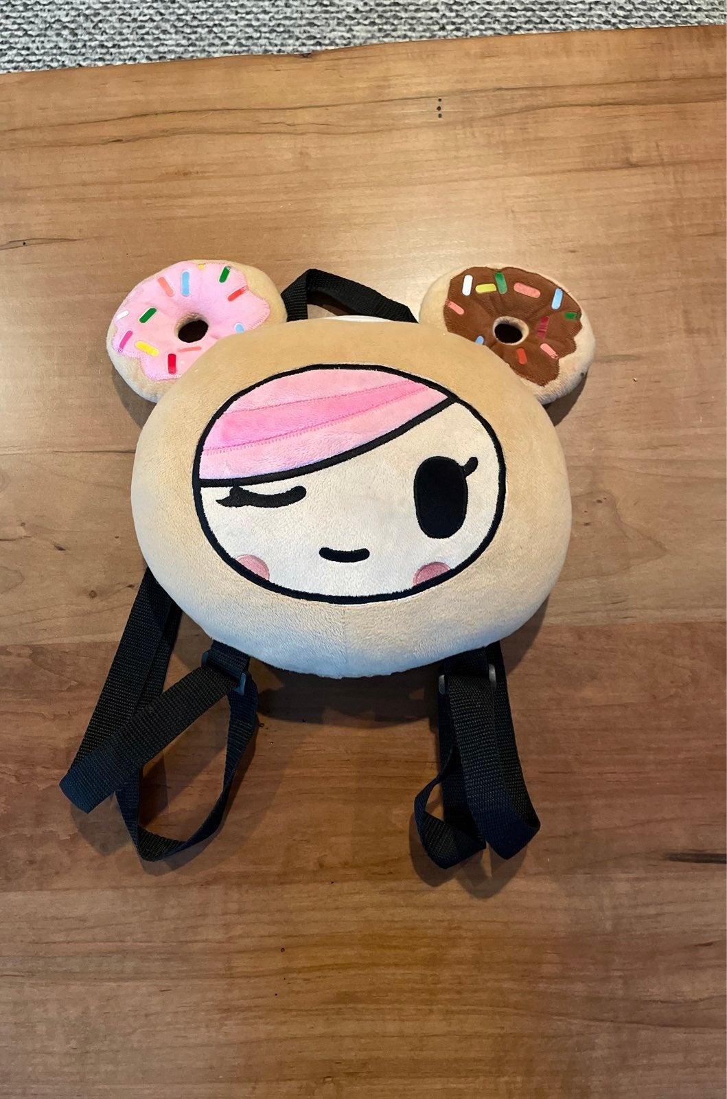 Tokidoki Neon Star Donutella Backpack