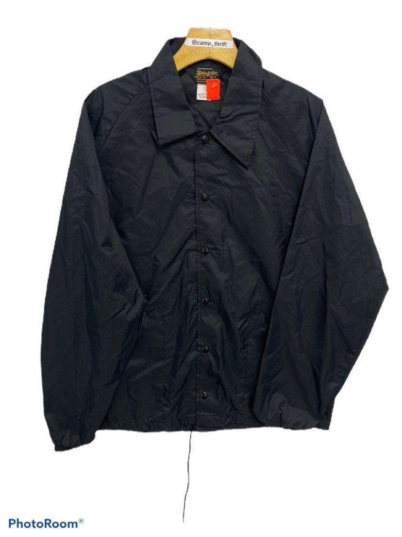 Vintage 70s swingster jacket black