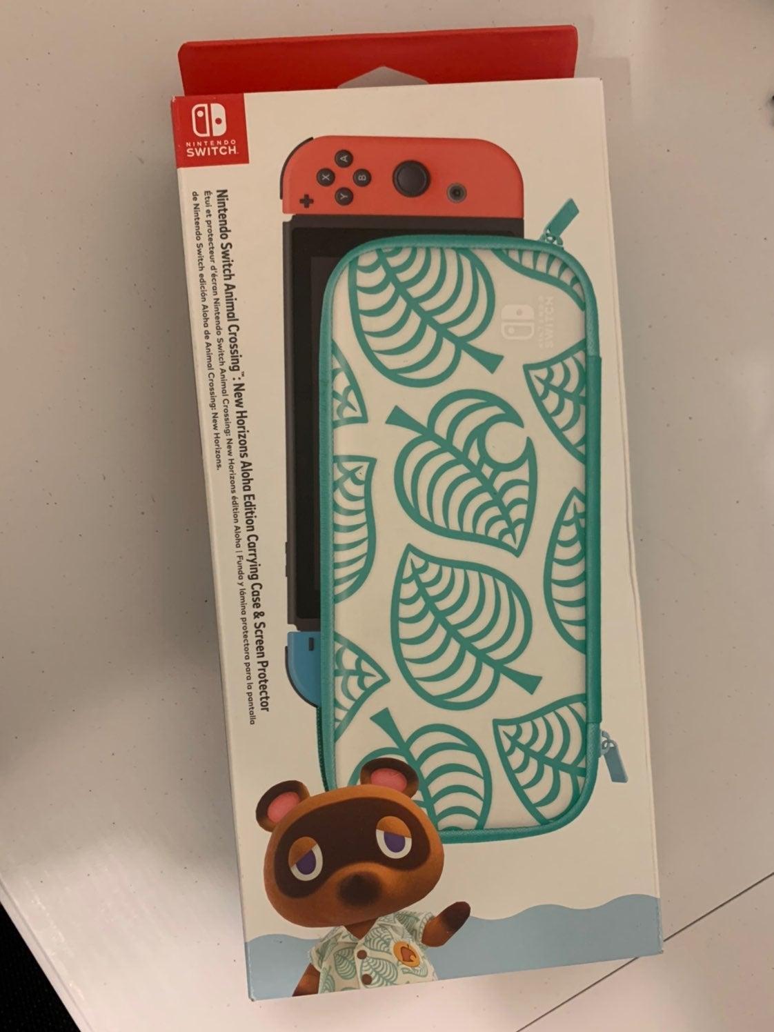 Nintendo Switch Animal Crossing Case