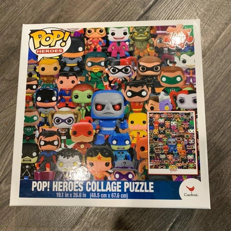 Funko Pop! DC Heroes  Puzzle
