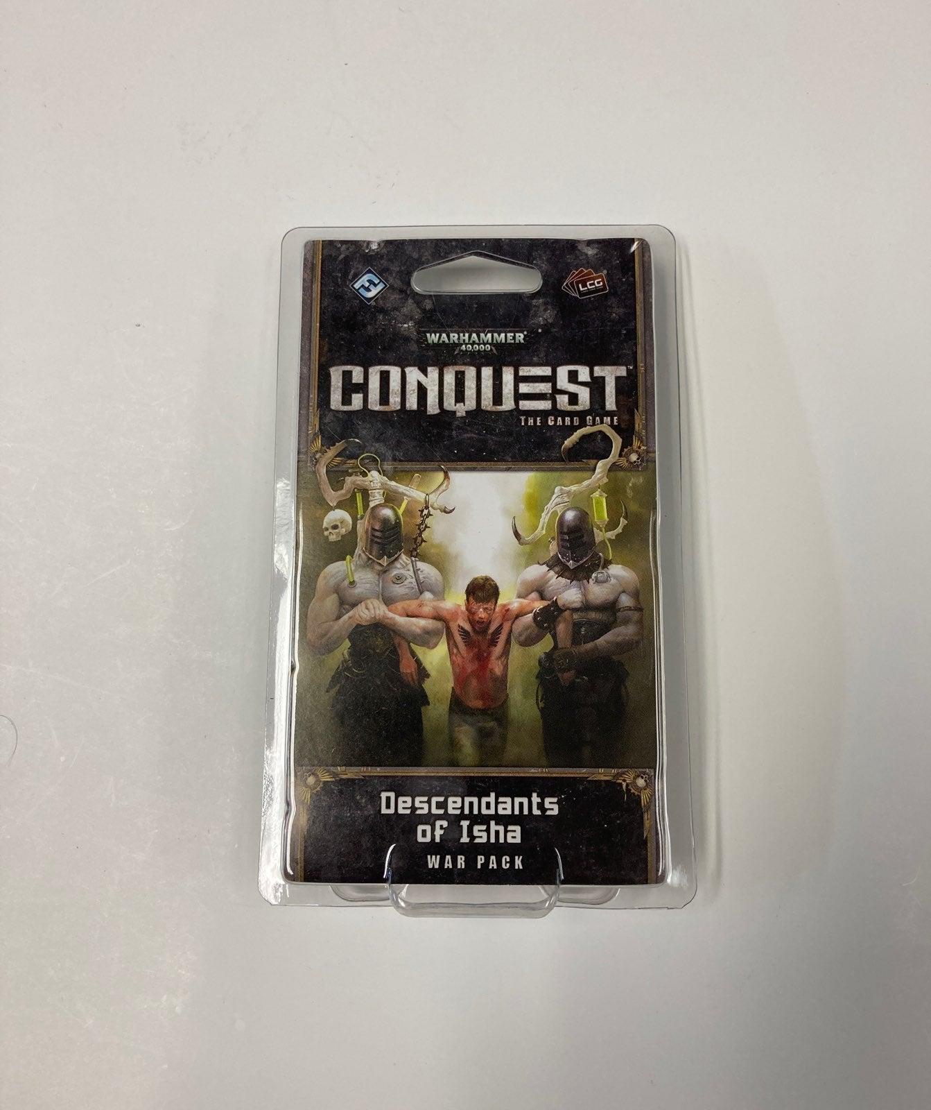 Conquest Descendants Of Isha War Pack
