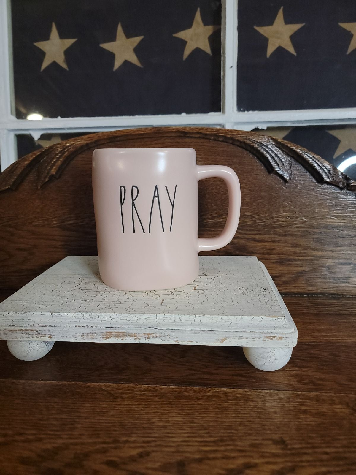 Rae Dunn Pray Mug