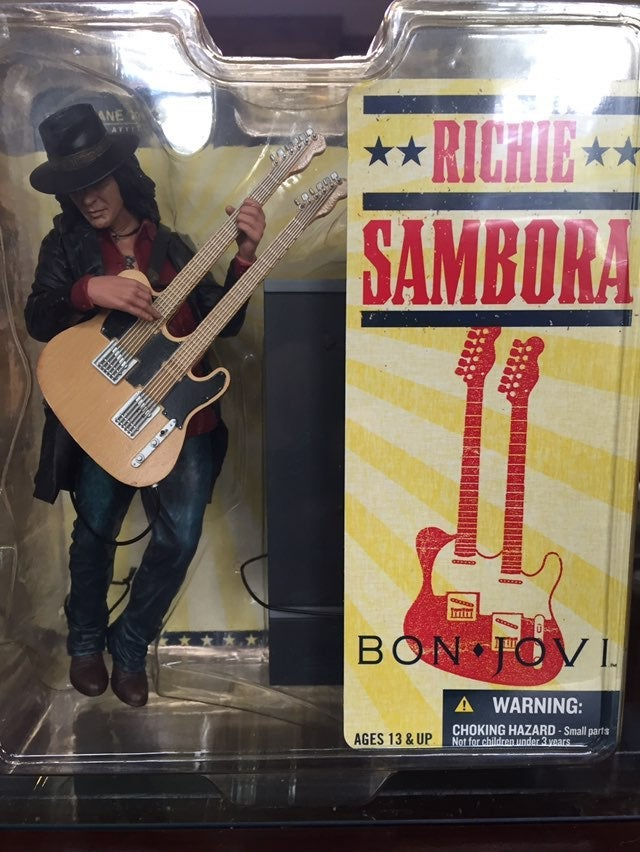Richie Sambora Action Figure