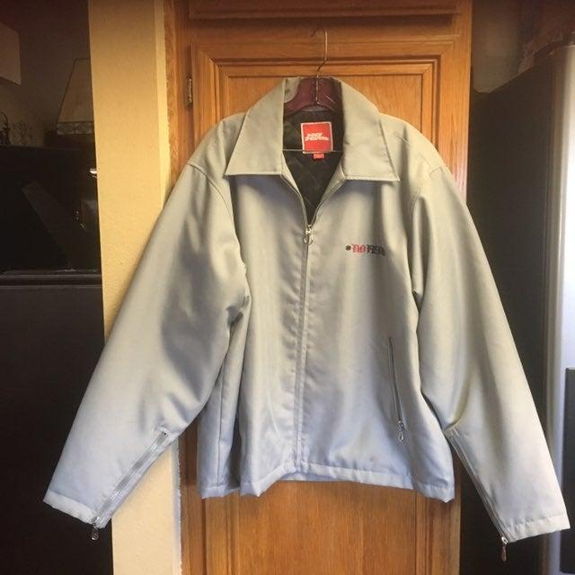 Men's no fear work jacket