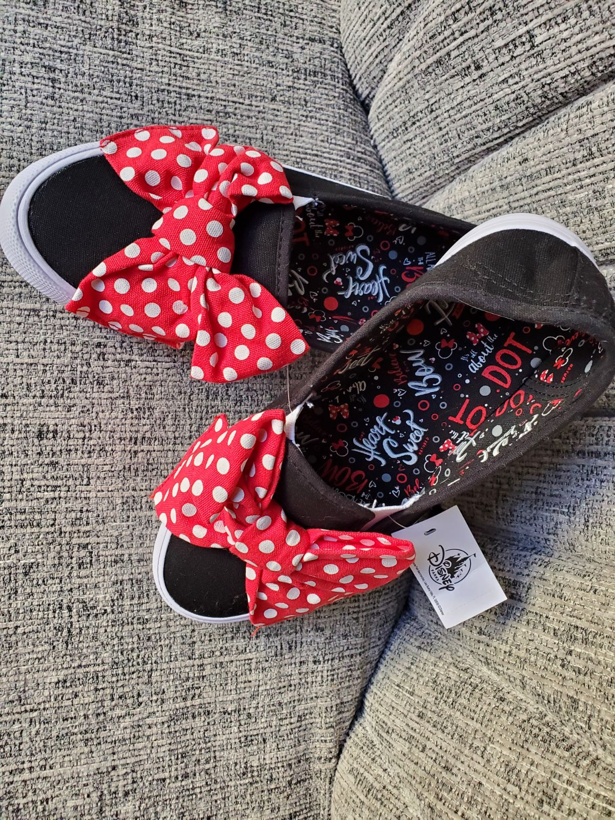 Disney Minnie Mouse, shoes