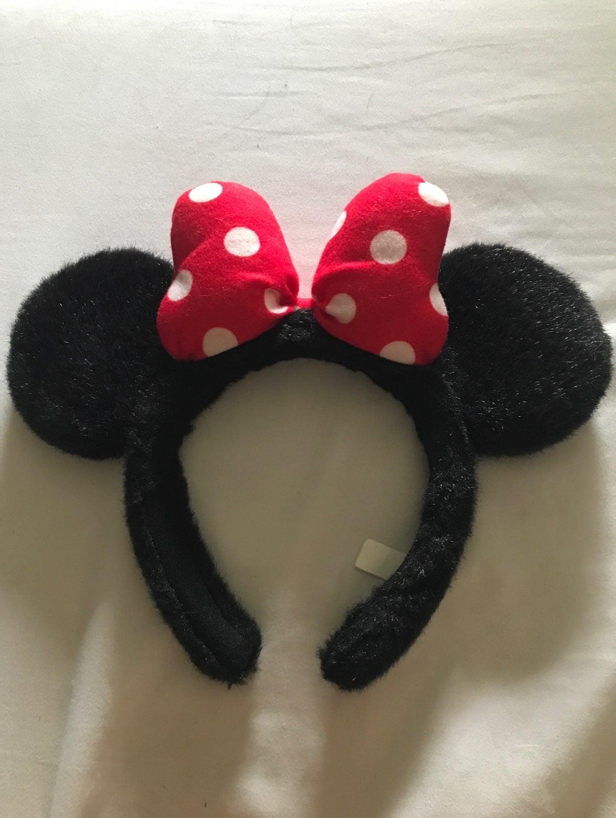 Tokyo Disneyland minnie ears