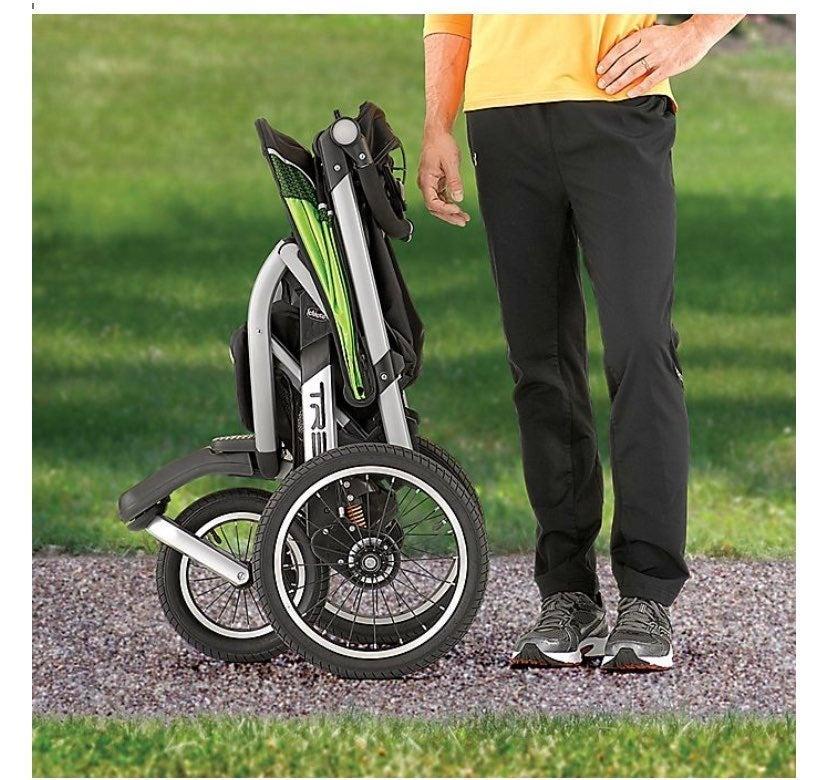 Chicco jogging stroller