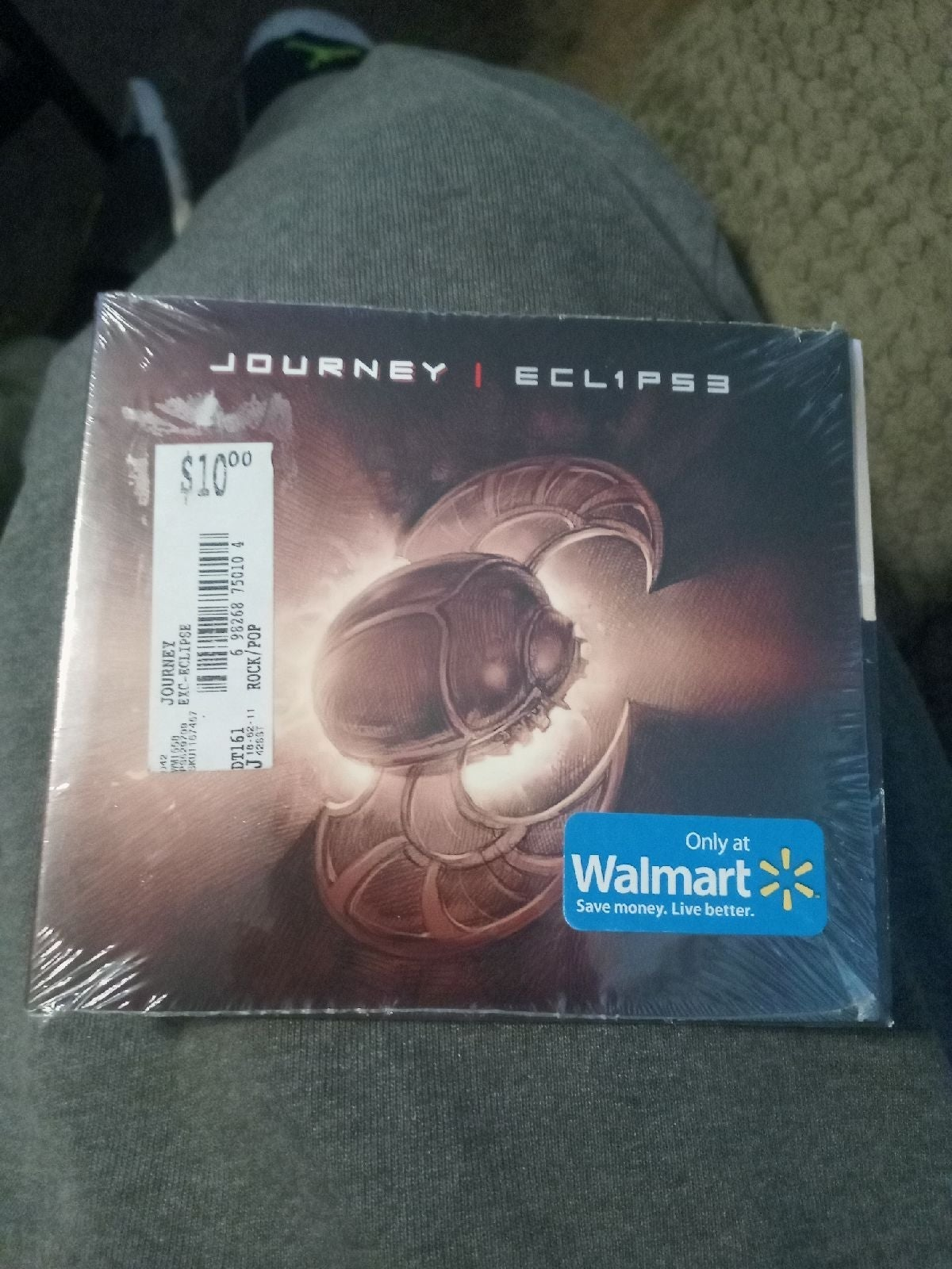 2011 Journey - Eclipse Music CD New