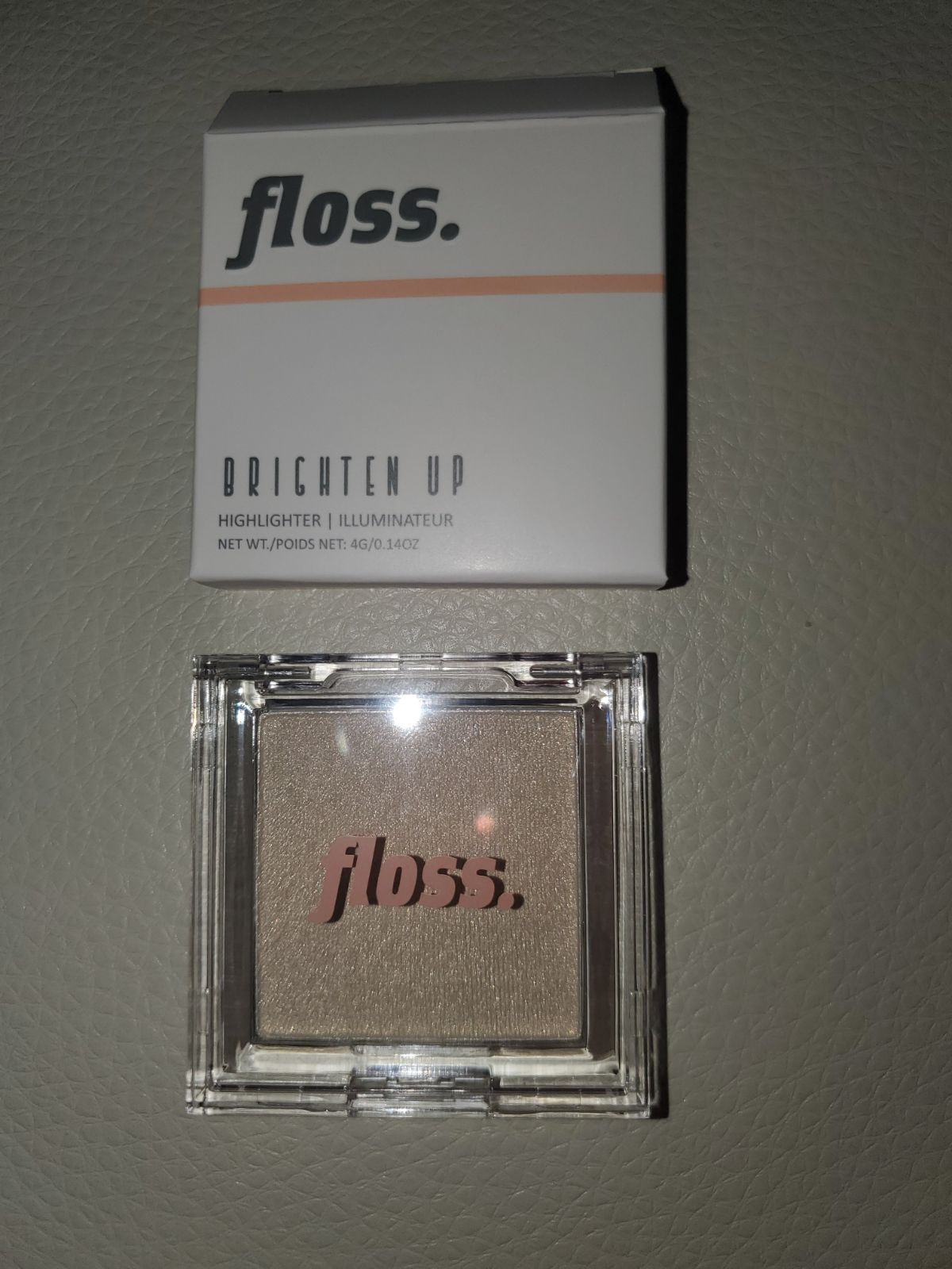 Floss highlighter