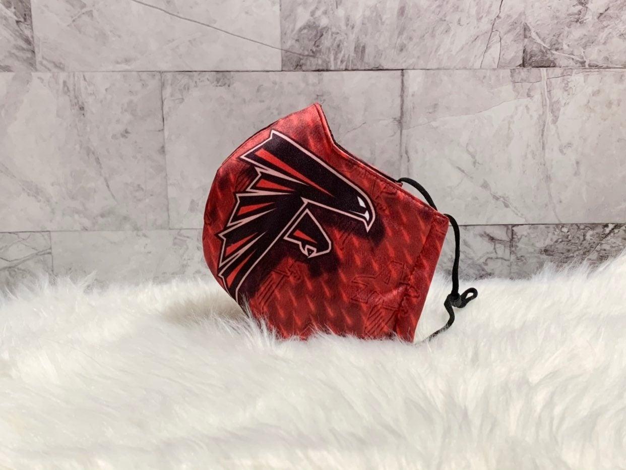 Atlanta Falcons face mask (1PK)