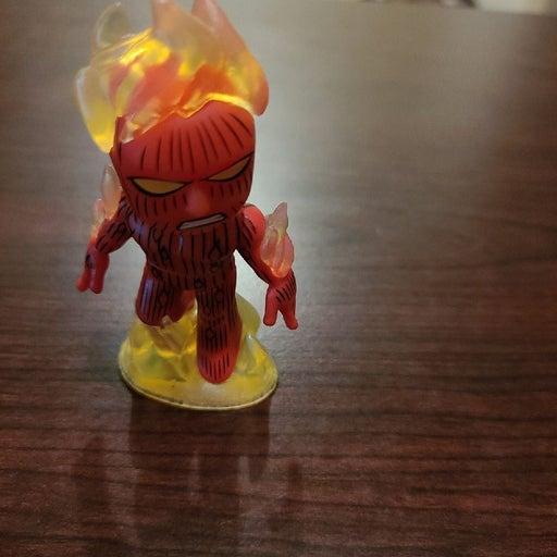 Human Torch Funko Mystery Mini figure