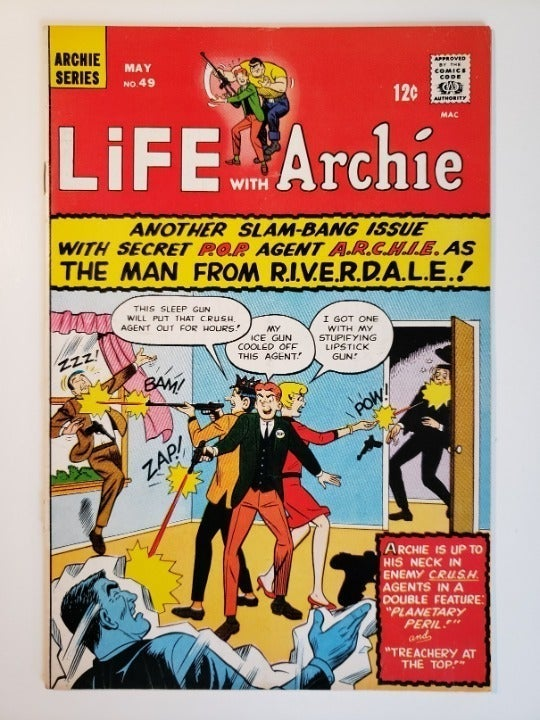 Life With Archie #49 - VF