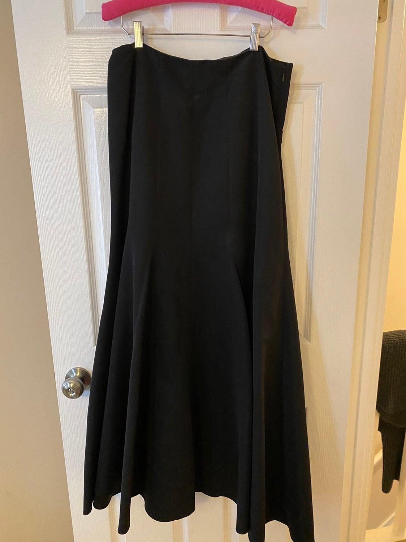 Floor Length Mermaid Skirt