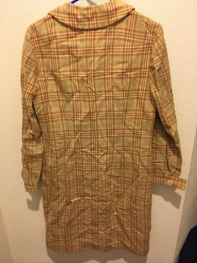 Vintage 60s Pendleton dress sz 14
