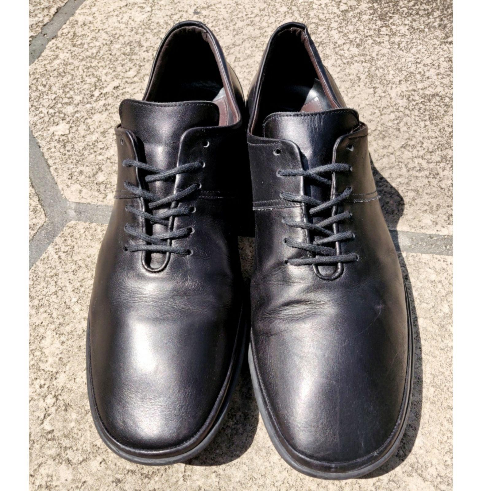 Bruno Magli Mens 10.5 Leather Oxfords