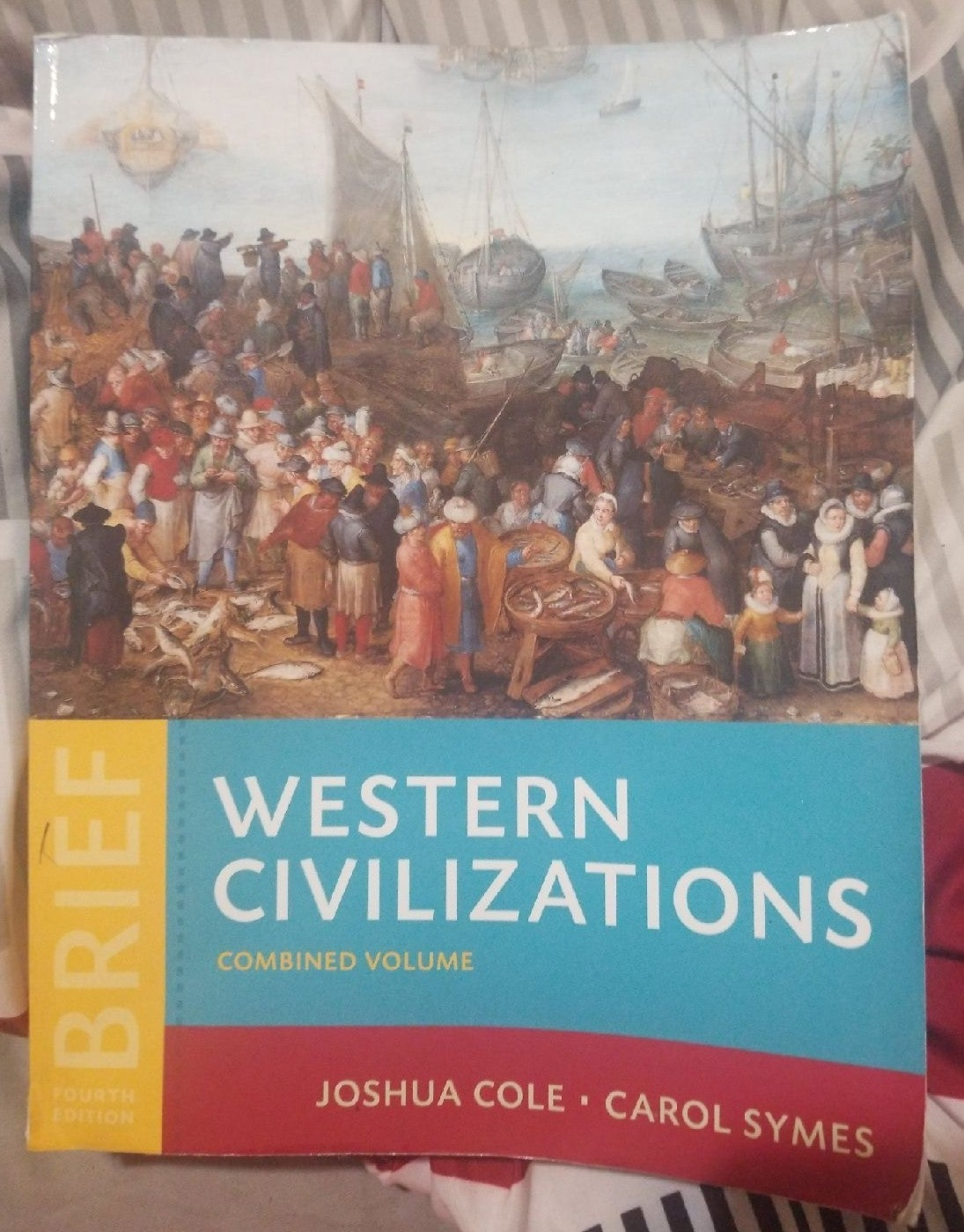 Western Civilization combined Volume Bri