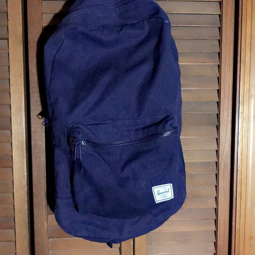 Hershal canvas backpack