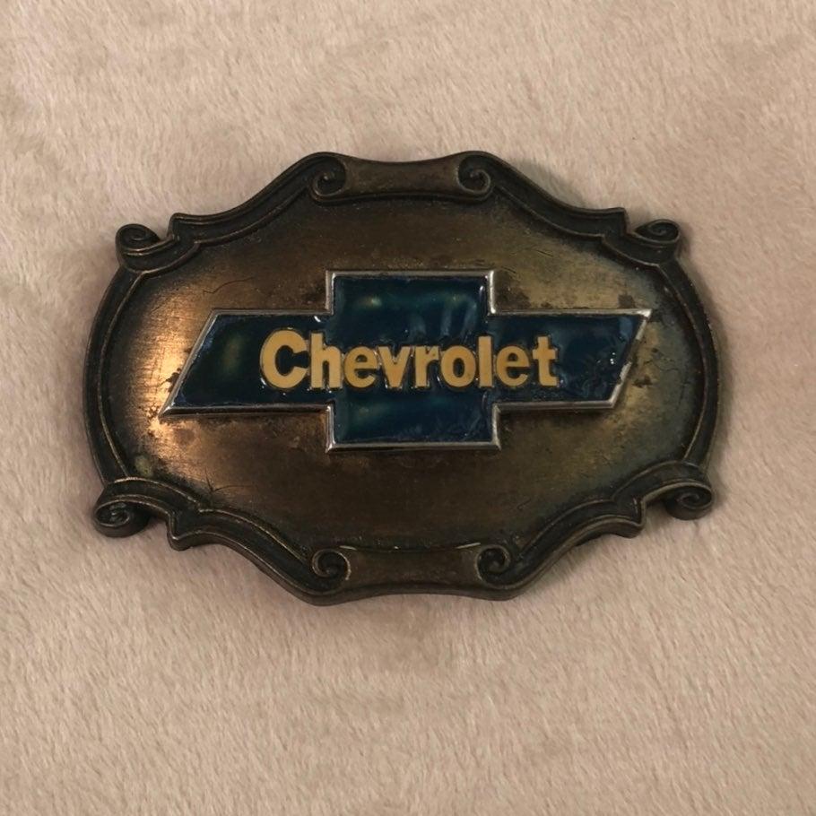 Checrolet Belt Buckle