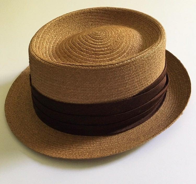 Borsalino fedora style hat - vintage