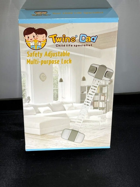 Child Safety Locks |Baby Safety Adjustable Cabinet Locks