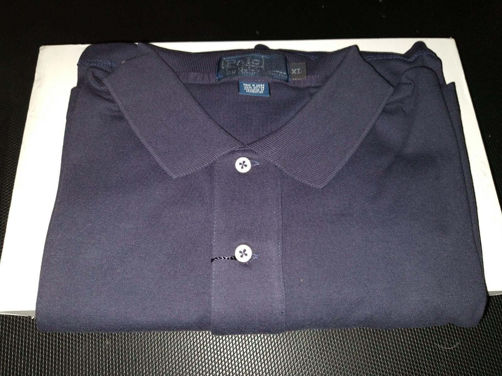 NEW Polo Ralph Lauren Collared Shirt XL