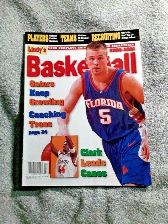 Lindys 2000 College Basketball Magazine