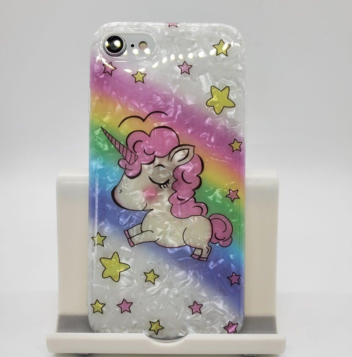 iPhone SE 2020 Case Unicorn Shell