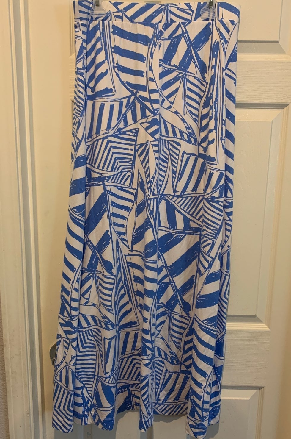 Lily Pulitzer Long Skirt- Large
