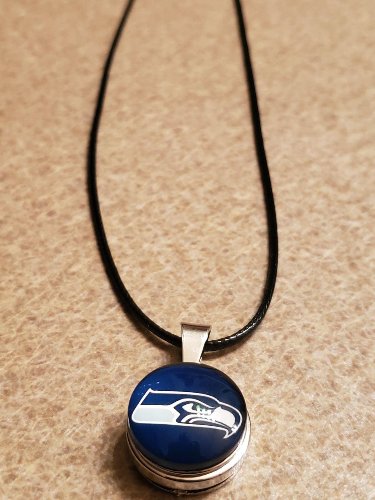 Seattle Seahawks Choker Necklace