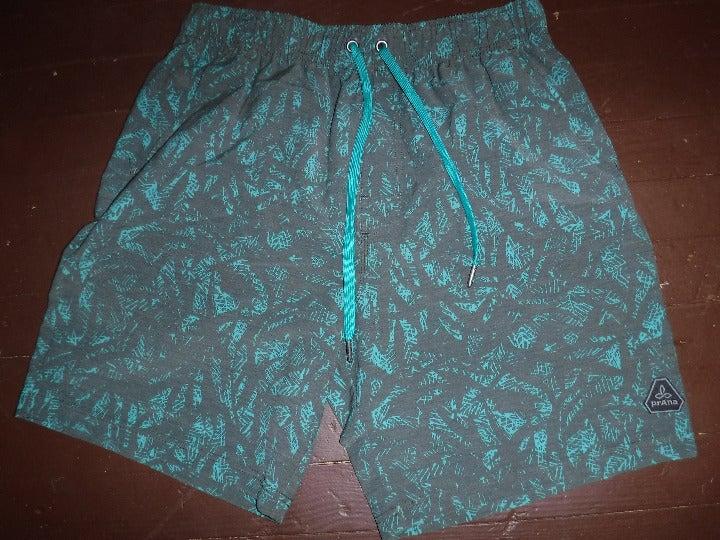 Prana Large Metric E-Waist Shorts