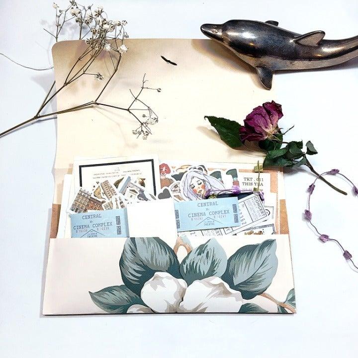 Stationery ephemera pack. 190+ pieces