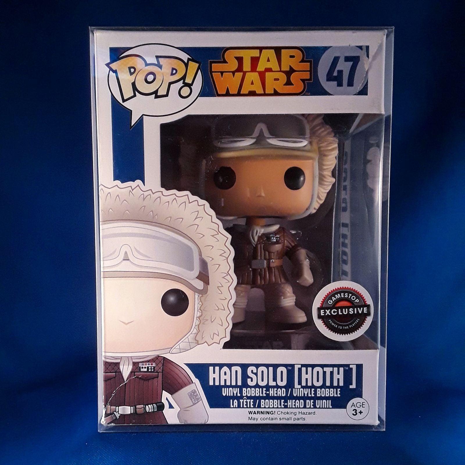 Funko Pop Gamestop Han Solo Hoth