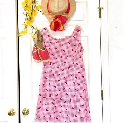 BRIGGS NY Pink & Cherries Pencil Mini