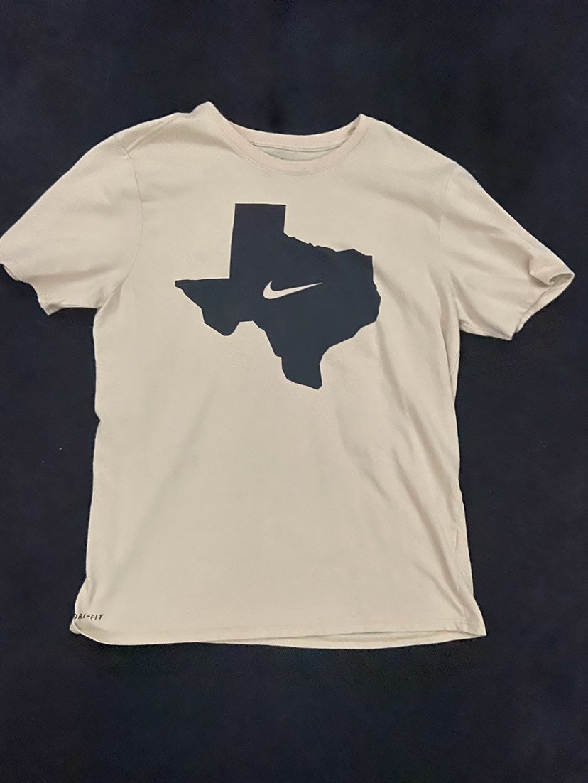 Texas collage T-shirt