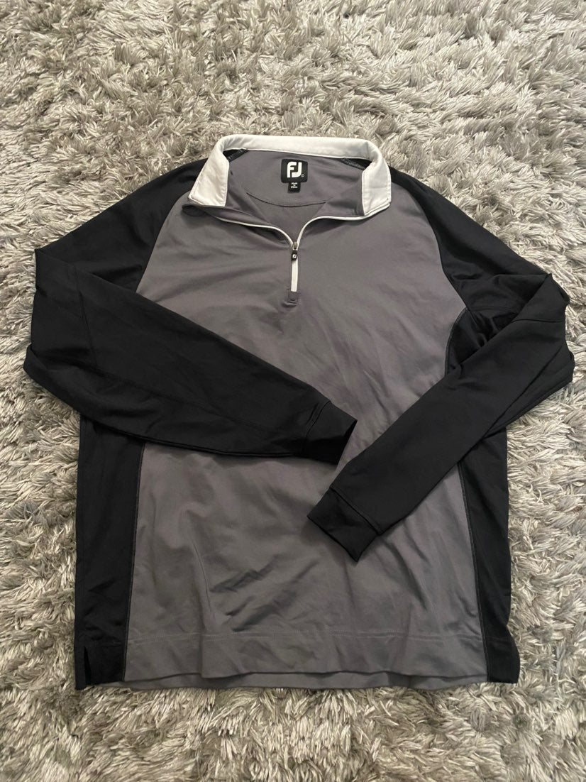 Mens foot joy pullover size large