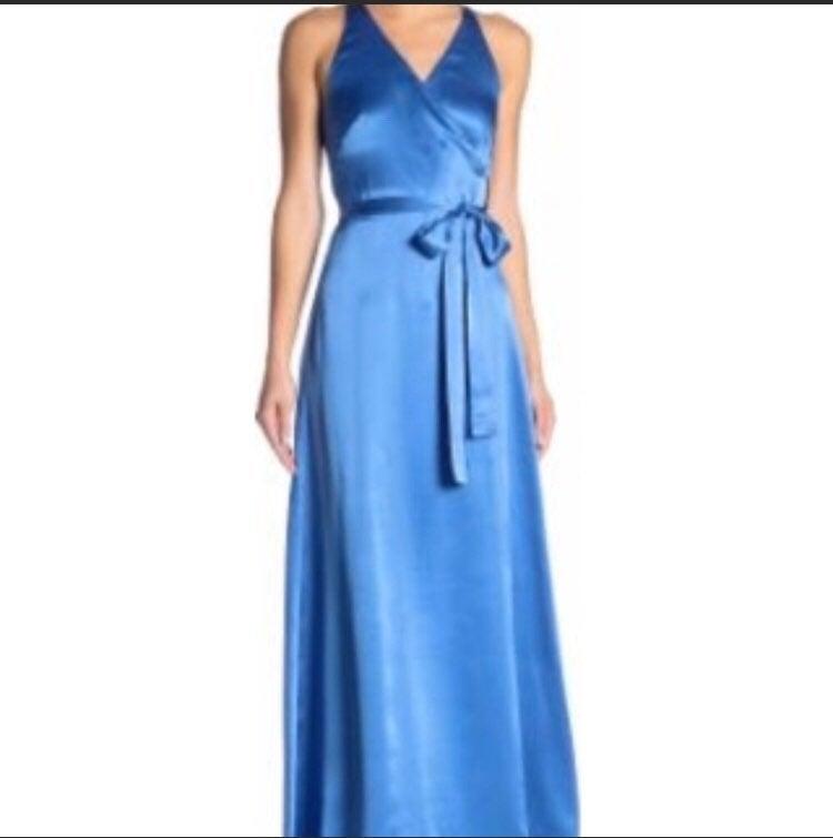 NWT Diane Von Furstenburg Silk Dress Siz