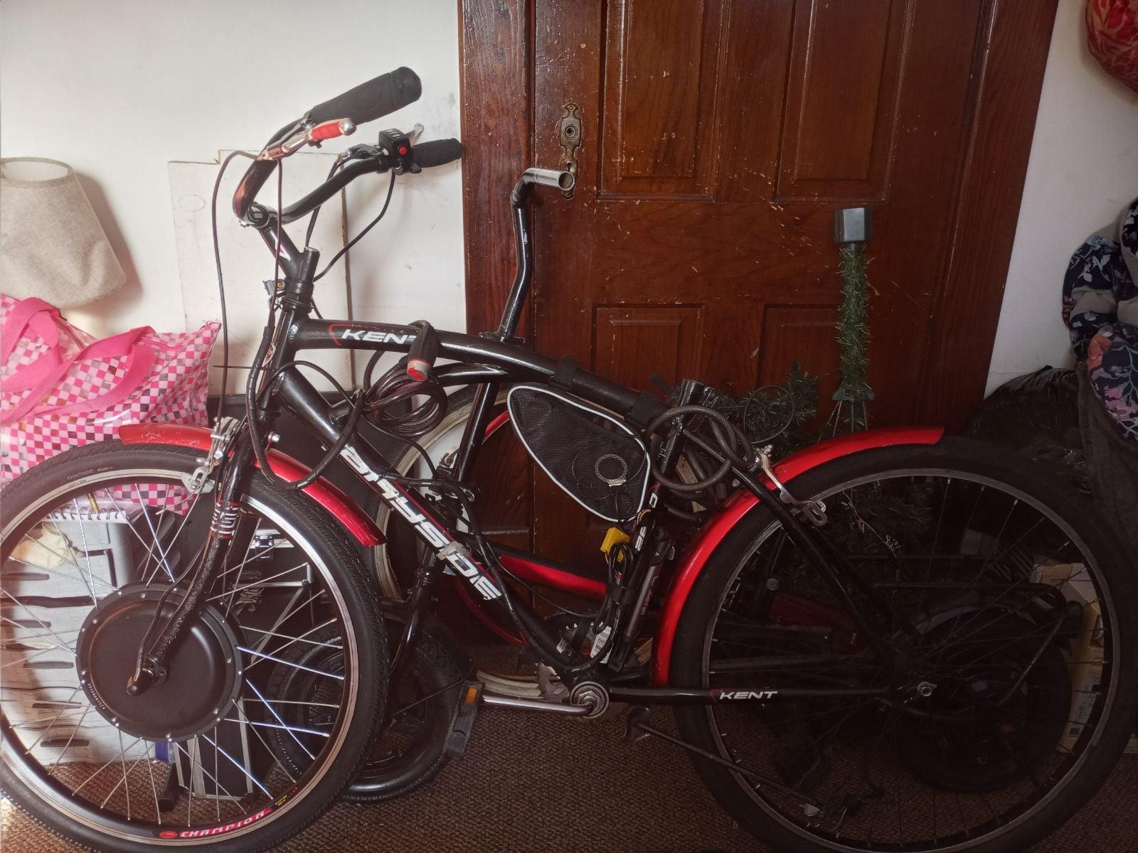 26in Electric Kent bike