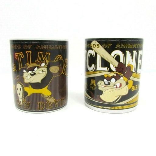 Looney Tunes Gibson Coffee Mugs Cups Taz