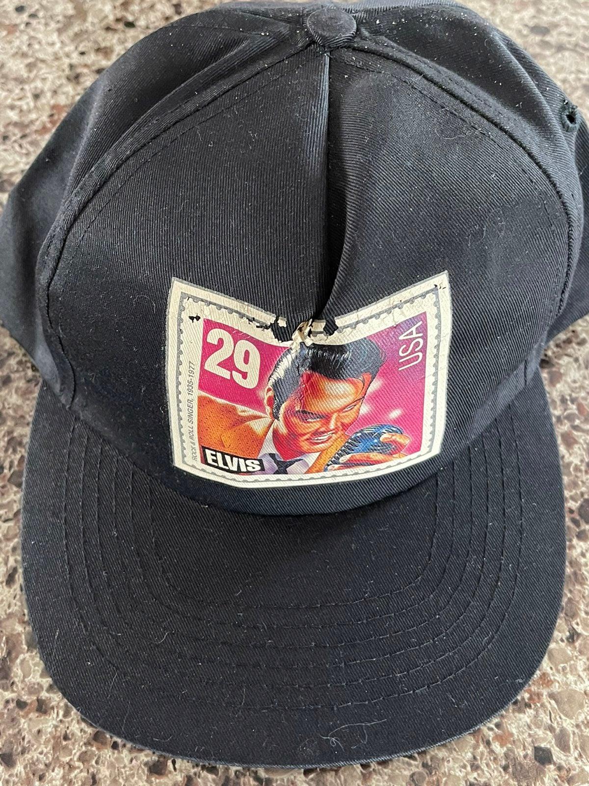 Vintage Elvis Presley 29 Cent Stamp Hat