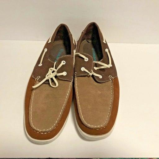 Cubavera Mens Sz 10.5 Loafer Shoes lace