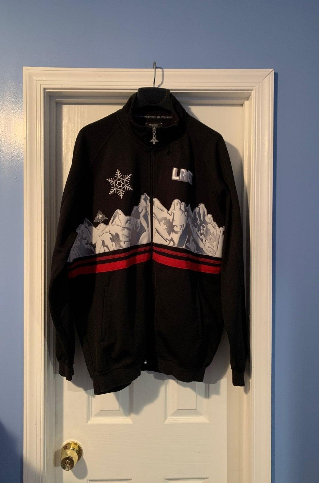 LRG track jacket