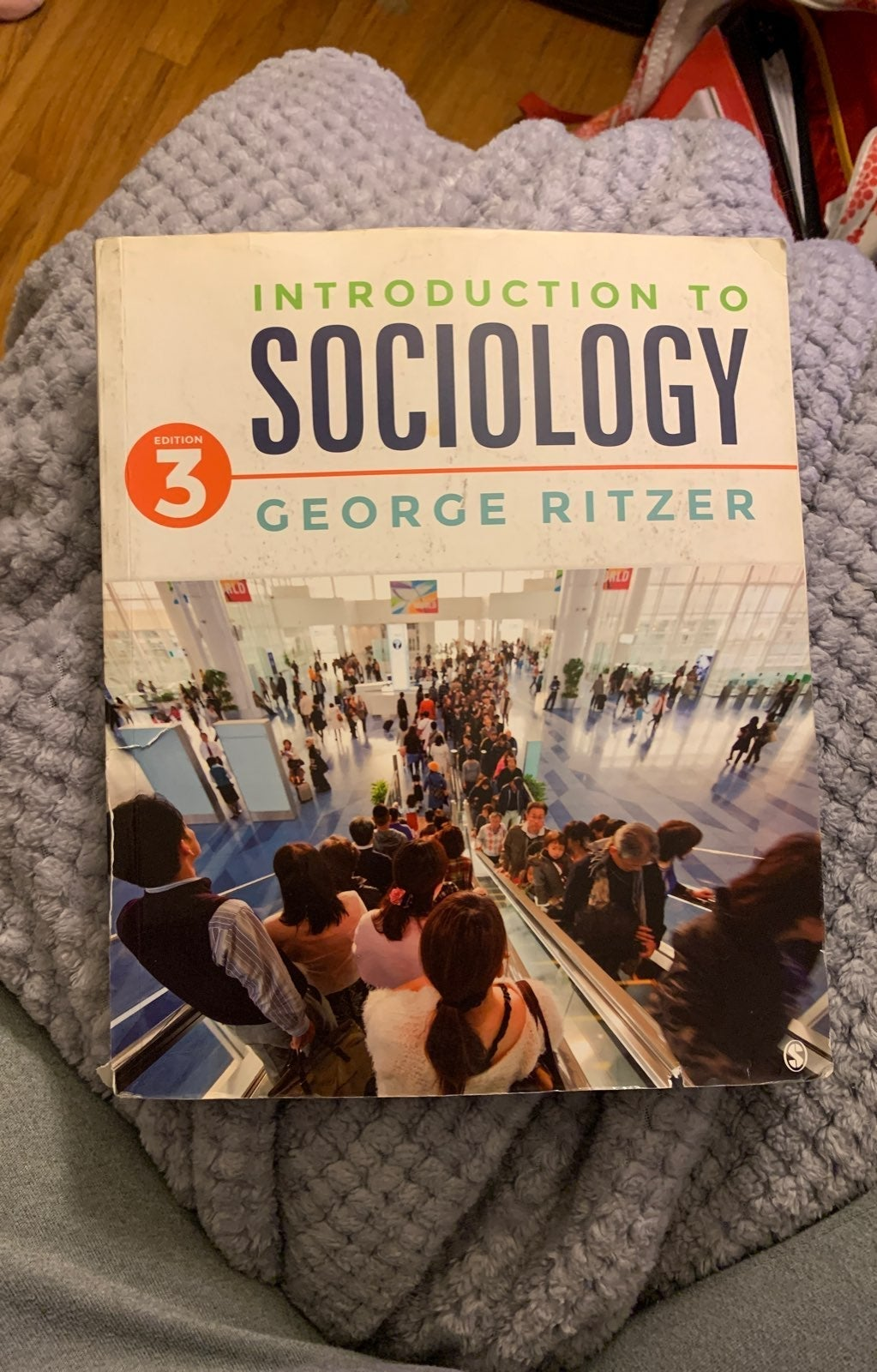 Intro Sociology Textbook
