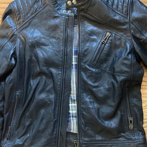 Leather Jacket mens belstaff