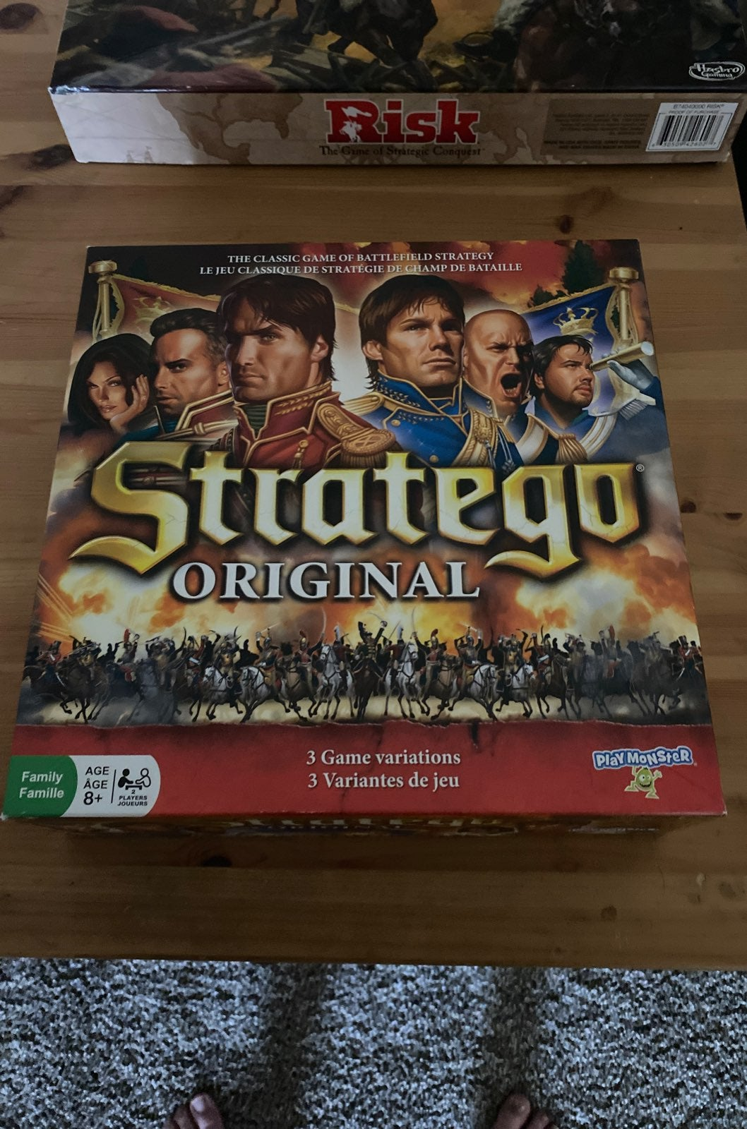 Stratego Original sealed board game