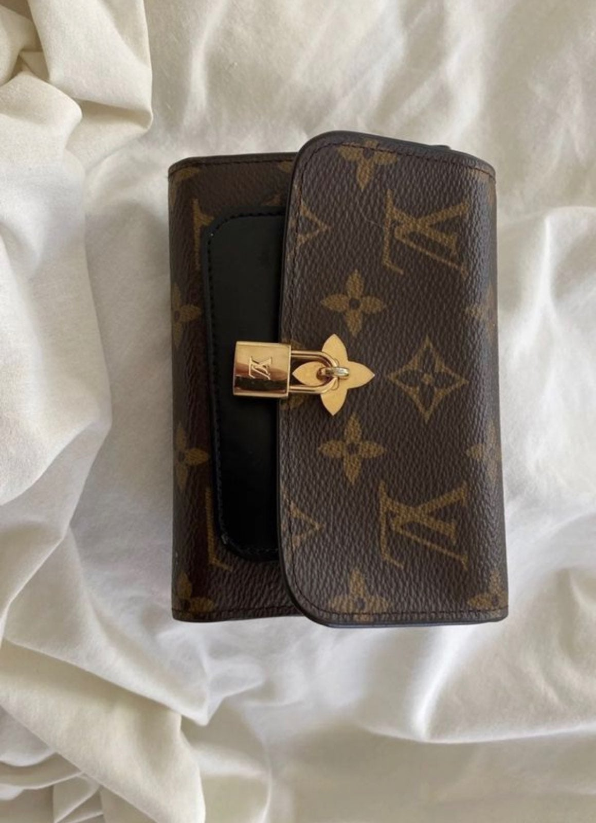 Louis Vuitton Flower Compact Wallet